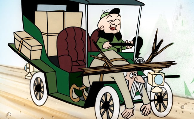 Mr Magoo Fury As Car Insurance Renewal Rejected