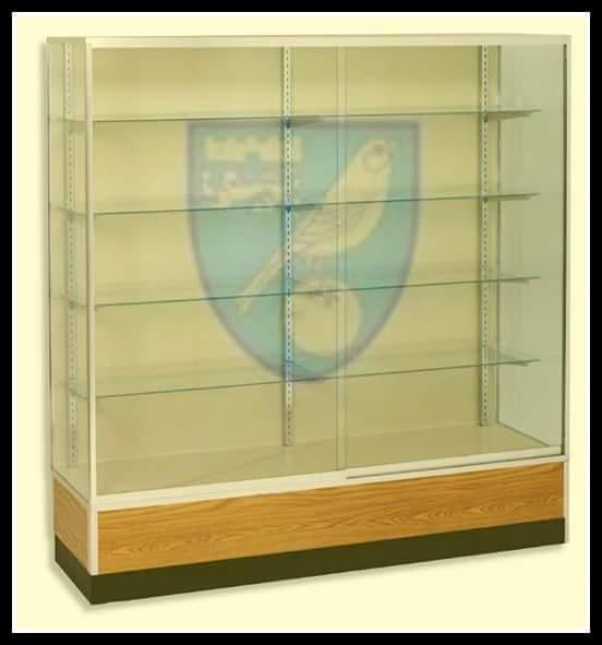 Norwich FC trophy cabinet