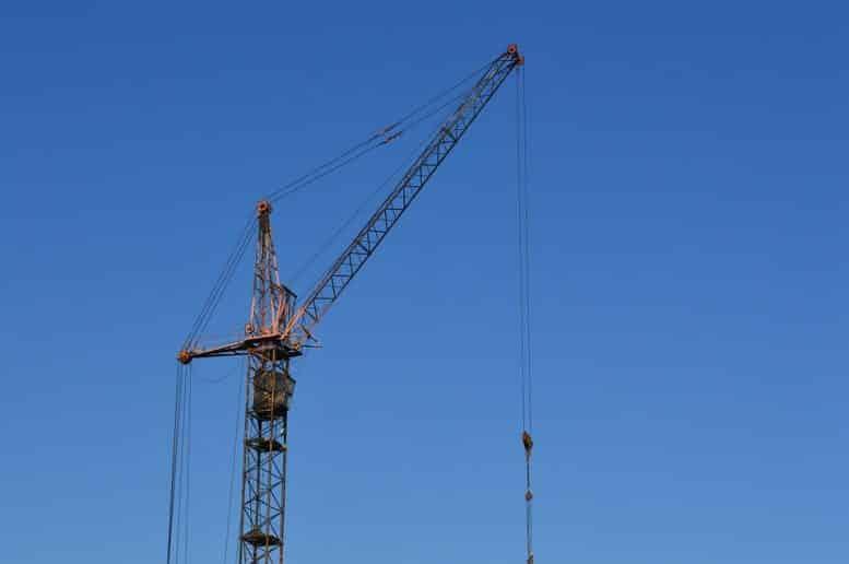 police crane