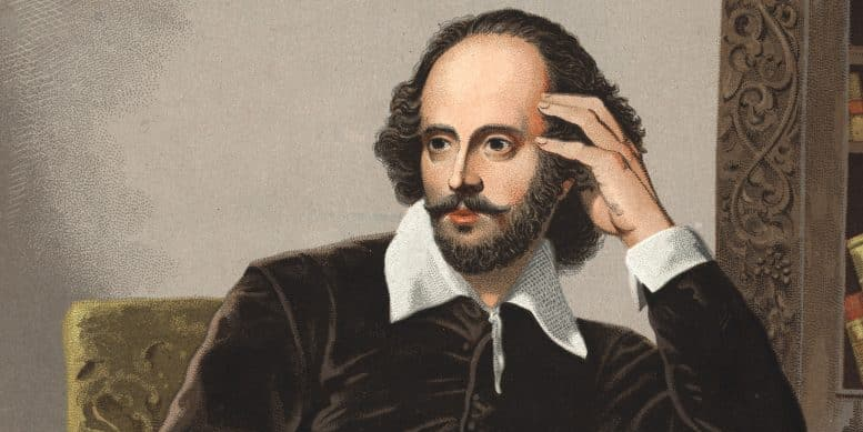 william shakespeare dead