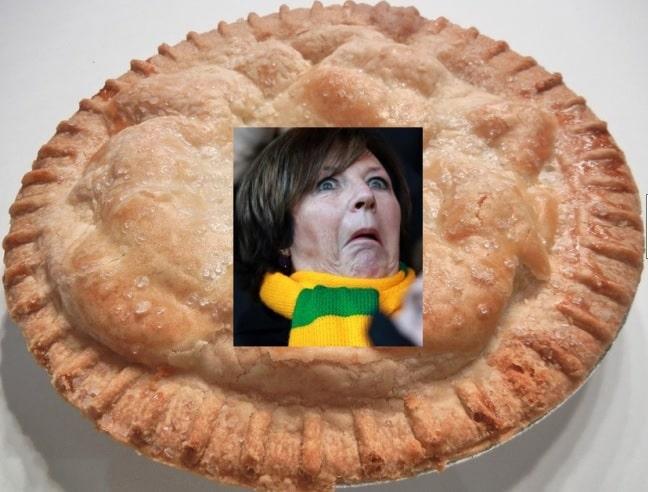 delia smith humble pie