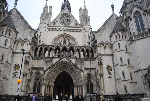 high court injunction