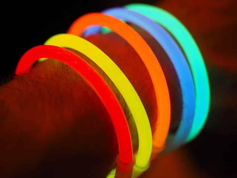 sizewell glow stick