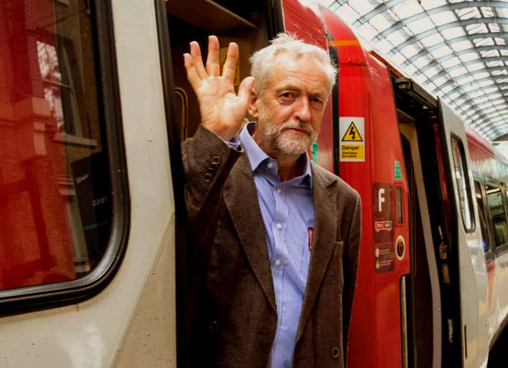Jeremy corbyn resigns
