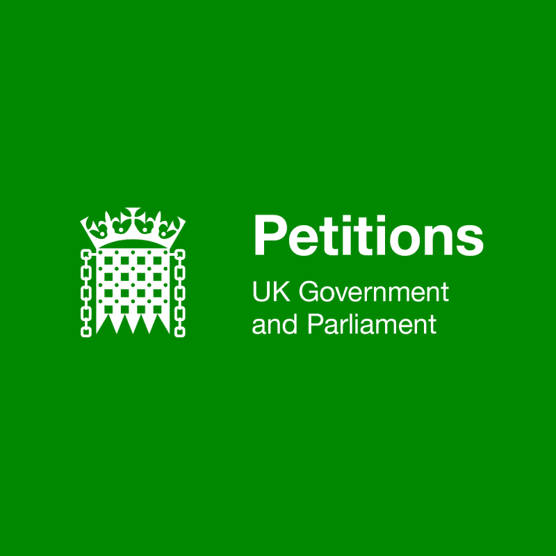 england petition