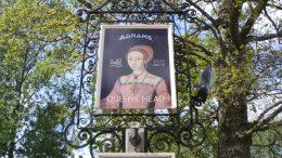 Queen's Head at Brandeston