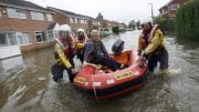 Government surprised that rain causes UK floods