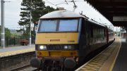 Rail fare increase arrives on time