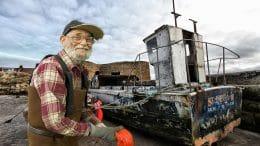 Felixstowe fisherman