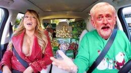 Jeremy Corbyn Carpool Karaoke