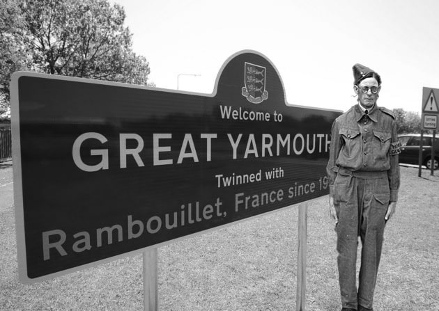 Great Yarmouth annexed