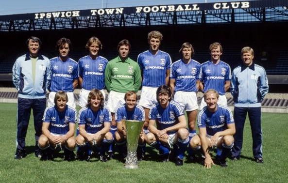 Ipswich Town team of 1981