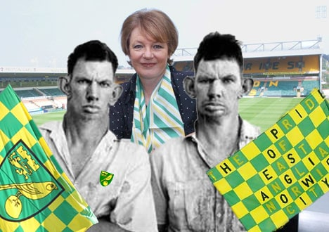 New Norwich signings Bubba and Billy Bob Spuckler