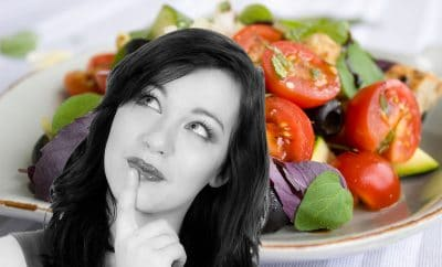 Vegan gives up being smug for Lent
