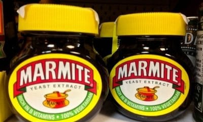 Couple divorce over Marmite row