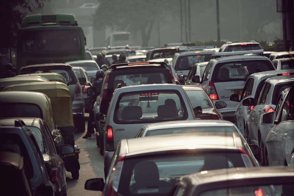 Ipswich traffic