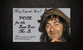 Norfolk rotten borough poster