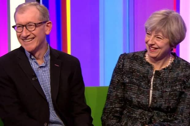 The Mays on the One Show