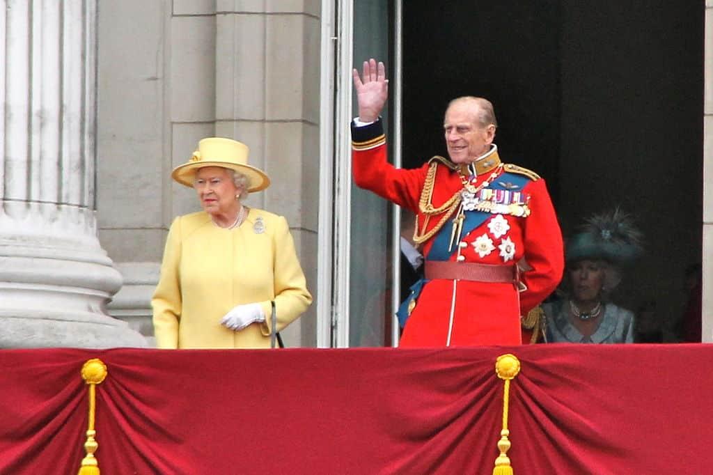 Prince Philip retires