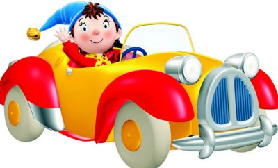 Noddy the taxi driver