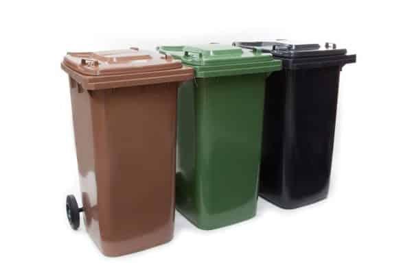 Put bins out