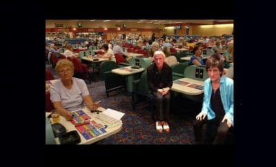 Missing pensioners at bingo hall