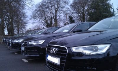 Audis at Waitrose