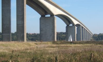 The Orwell Bridge