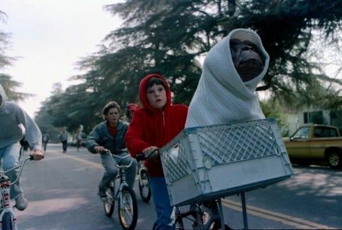 ET bike ride