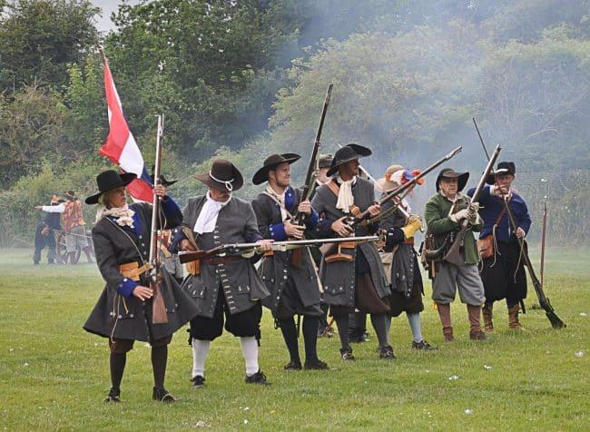 Battle of Landguard Fort