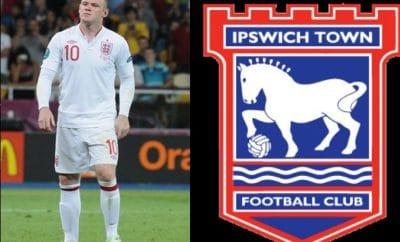 Wayne Rooney Ipswich