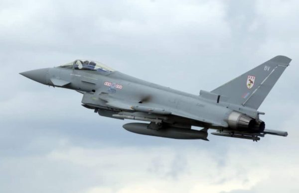 Sonic boom in Suffolk