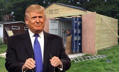 Donald Trump scraps visit