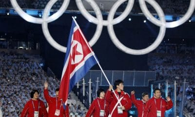 North Korea Winter Olympics
