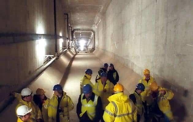 Orwell Tunnel