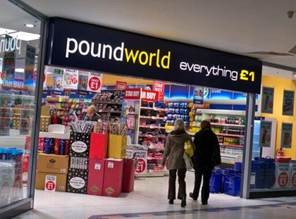 Quids in: Discount stores everywhere