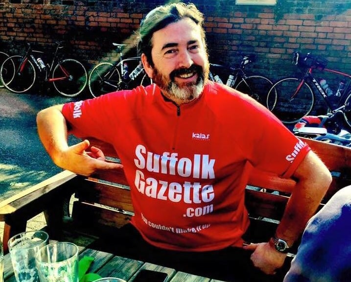 suffolk gazette cycling team