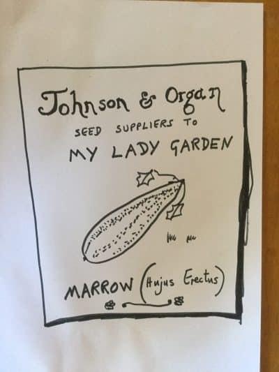 johnson and organ made packet