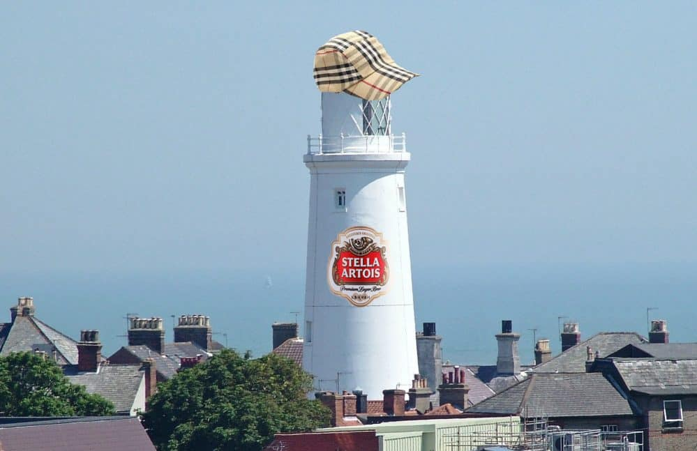 Southwold lighthouse chav attraction