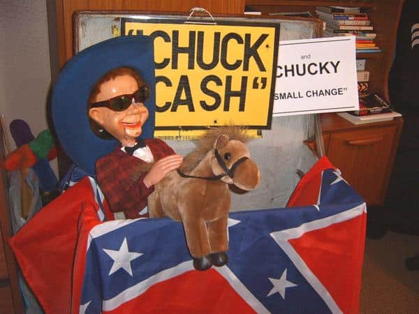 Chuck Cash Suffolkation