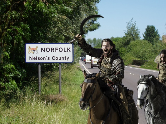Game of Thrones Norfolk