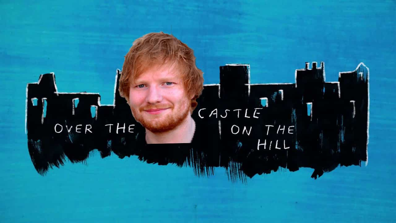 Ed Sheeran Castle on the Hill