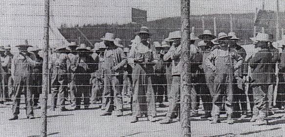 Norfolk prisoners of war