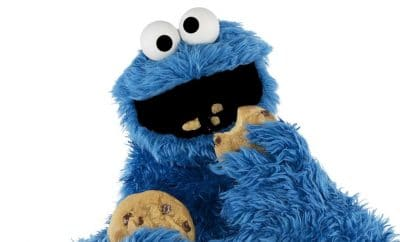 The Cookie Monster has diabetes