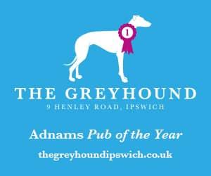 Greyhound pub Ipswich