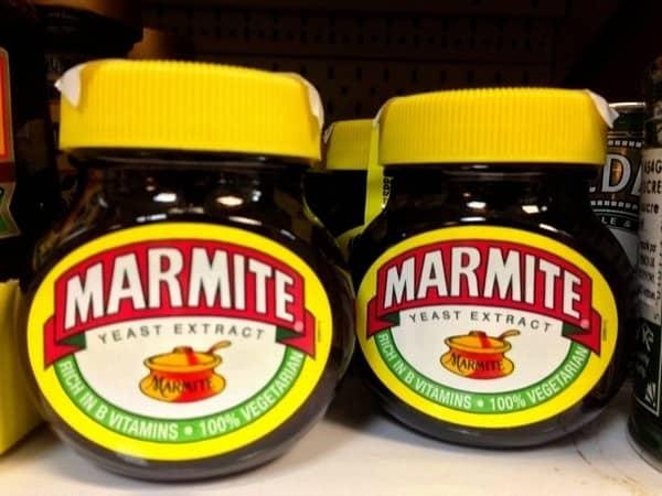 Couple divorce over Marmite row