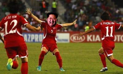 Kim Jong-un scores nine goals as North Korea crush Vietnam in World Cup qualifier