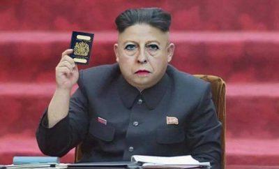 Kim Jong-un mother, Kimberly