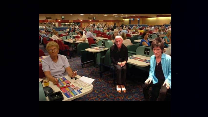 Missing pensioners at bingo hall