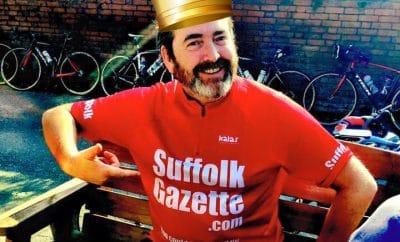 Suffolk Gazette editor
